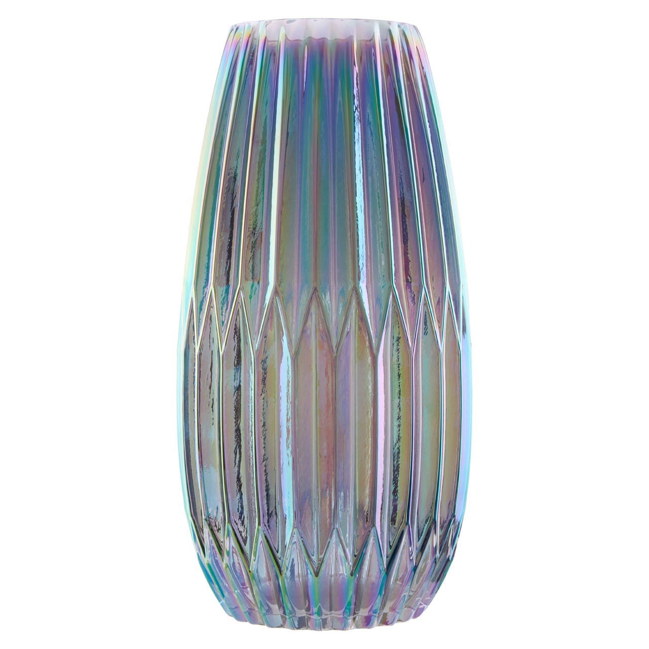 Petro Large Oil Slick Vase