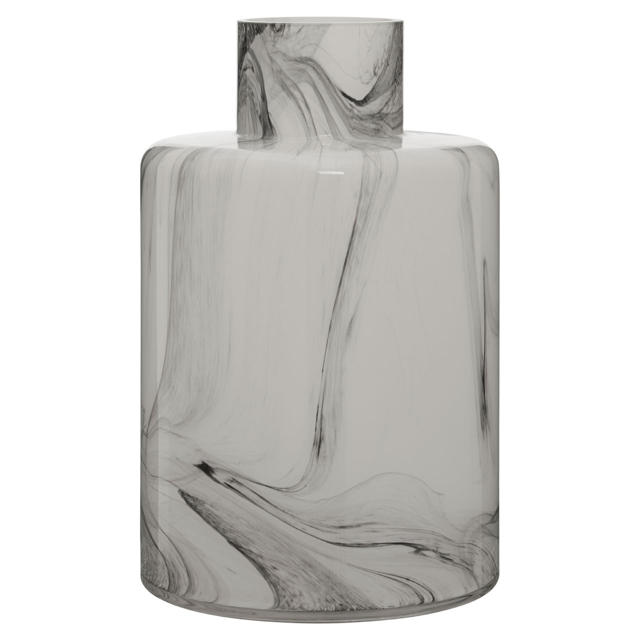 Cabell Glass Vase For Home Living