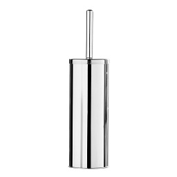 Prime Furnishing Stainless Steel Toilet Brush and Holder