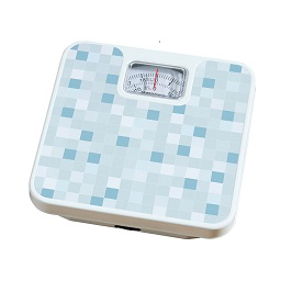 Prime Furnishing Mosaic Bathroom Scale