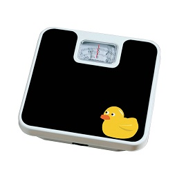 Prime Furnishing Bathroom Scale, Duck, 120kg Max