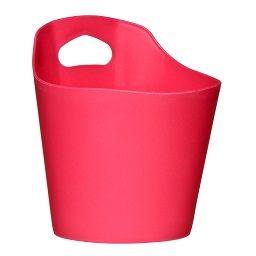 Prime Furnishing Round Storage Caddy - Hot Pink