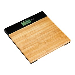 Prime Furnishing Electronic Bathroom Scale - Black