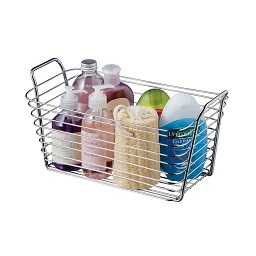 Storage Caddy - Chrome