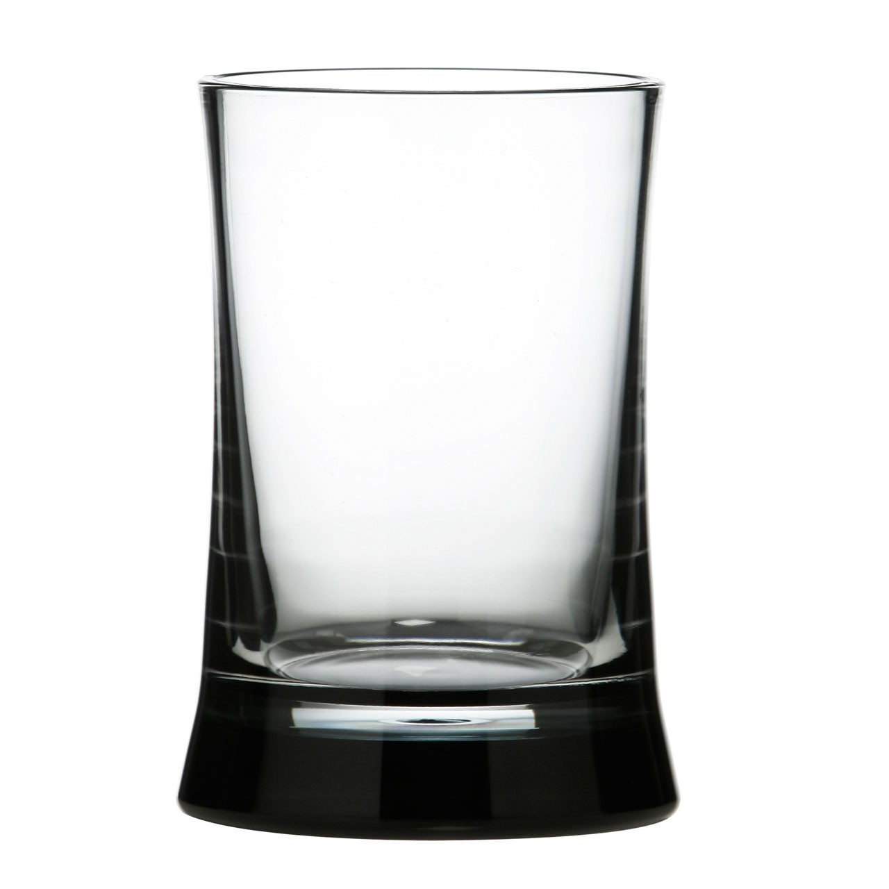 Acrylic Tumbler - Black/Clear