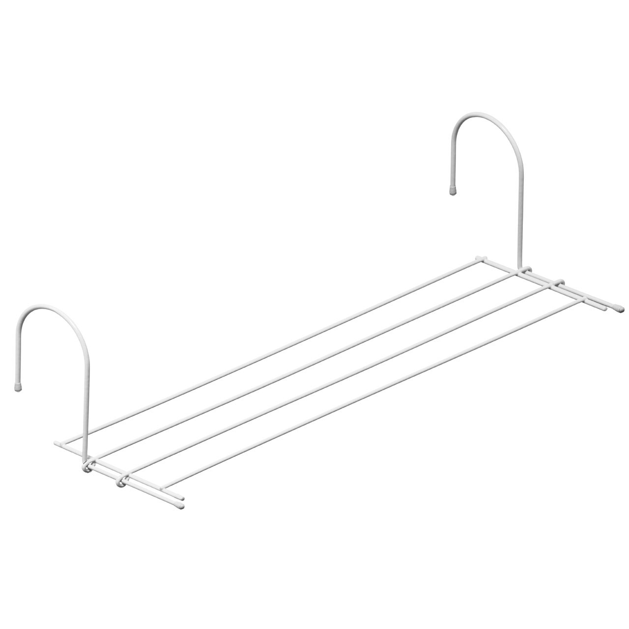 Prime Furnishing 4 Bar Radiator Airer - White