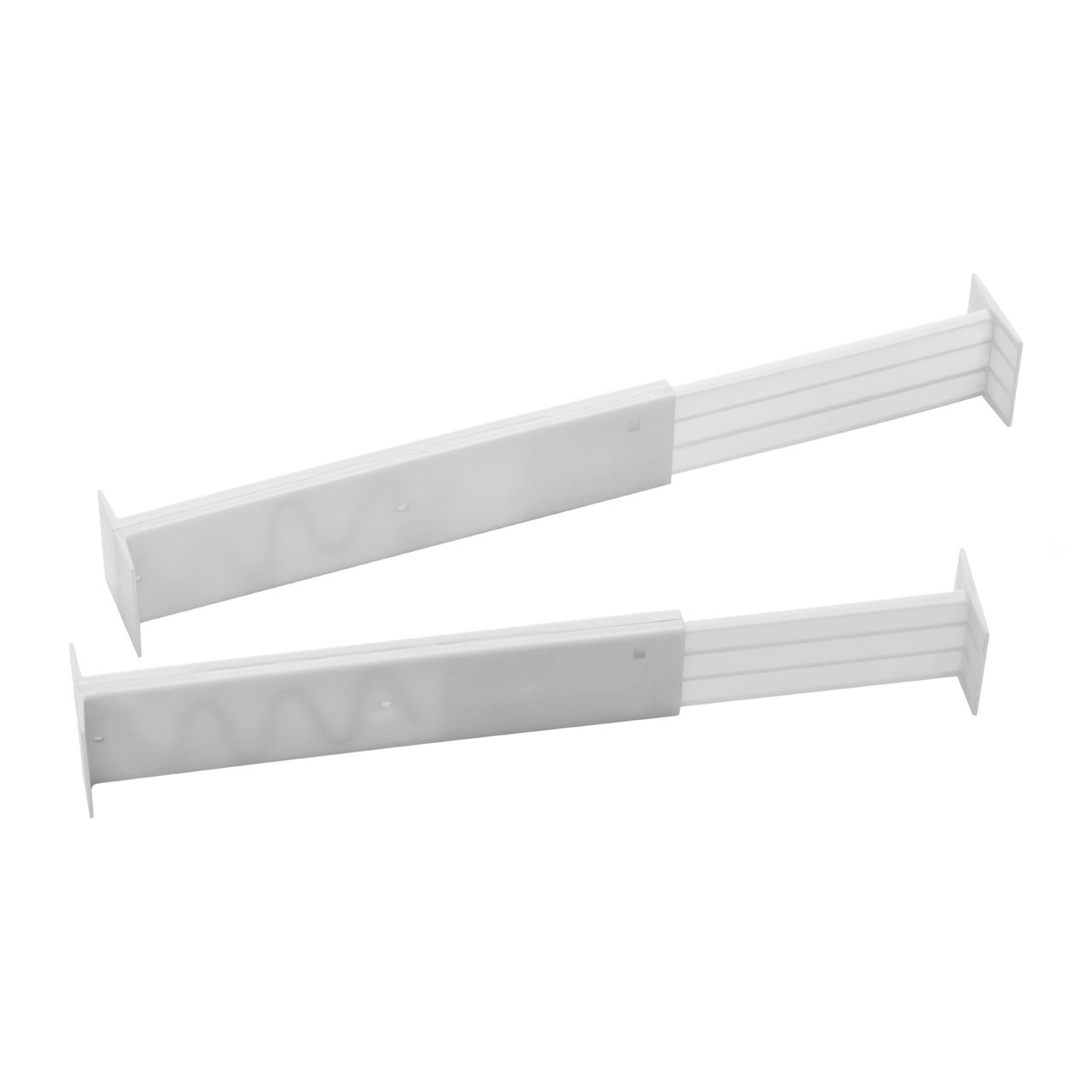 Drawer Dividers - White, Set of 2