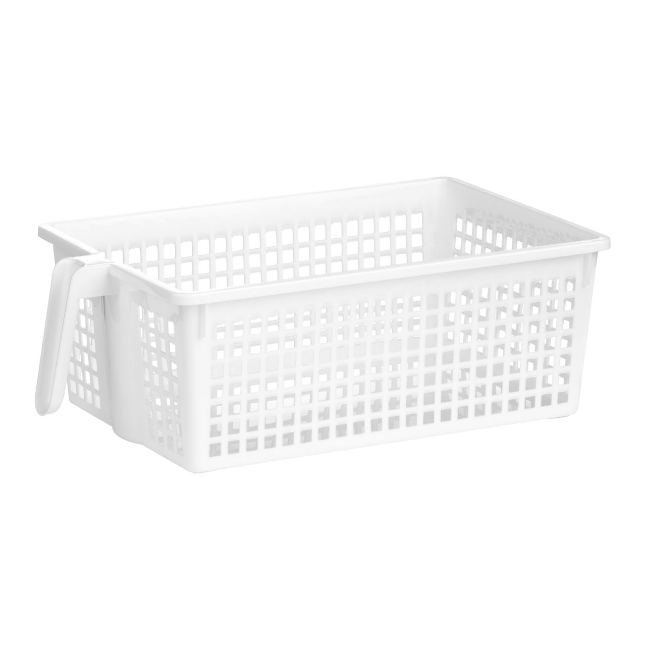 Prime Furnishing Storage Basket - White