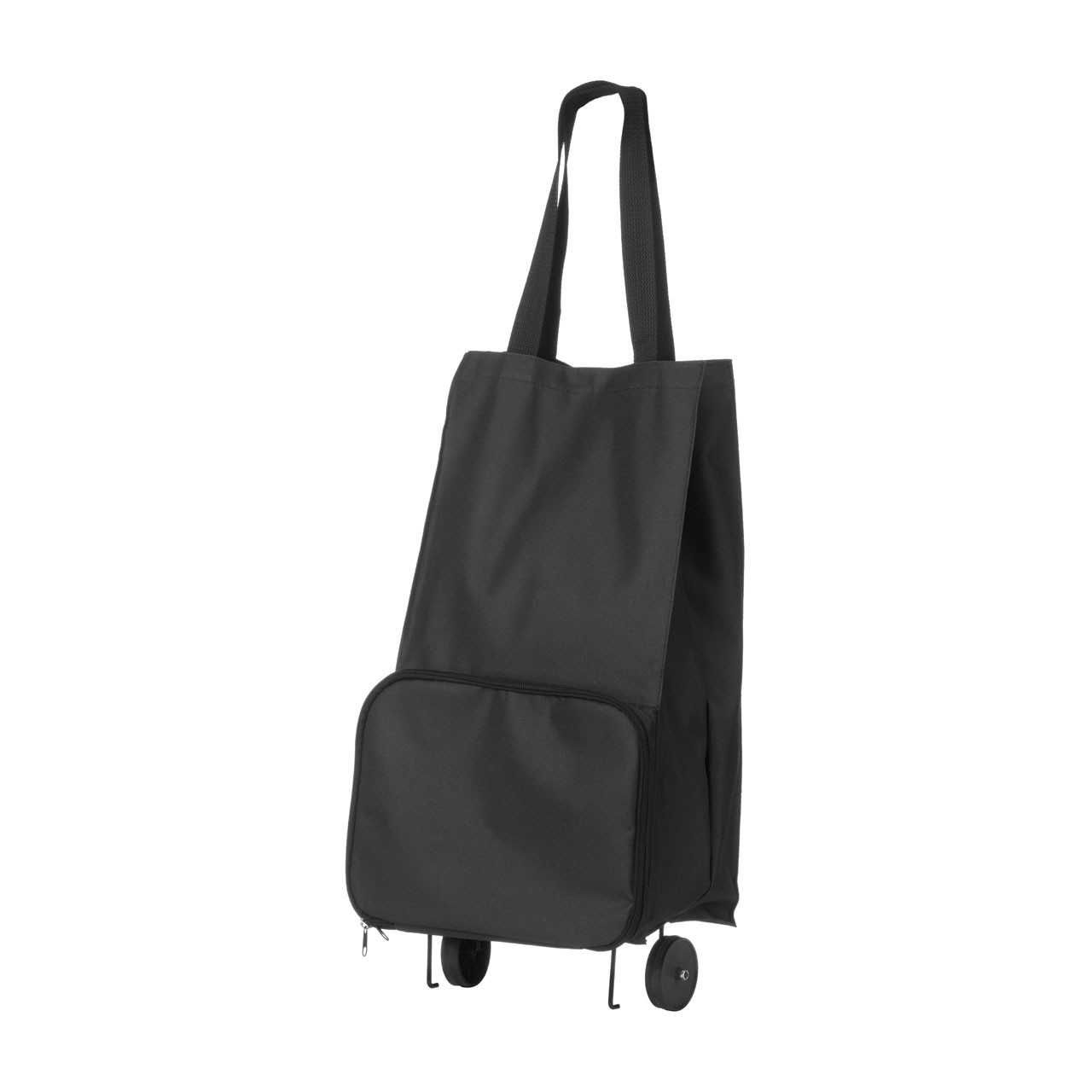 Prime Furnishing Oxford Trolley Bag - Black