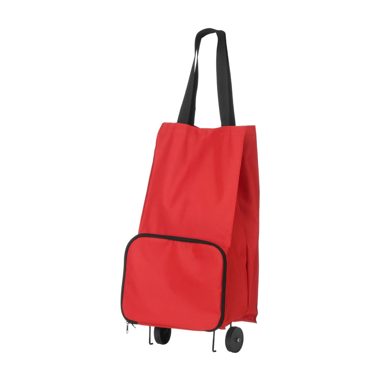 Prime Furnishing Oxford Trolley Bag - Red