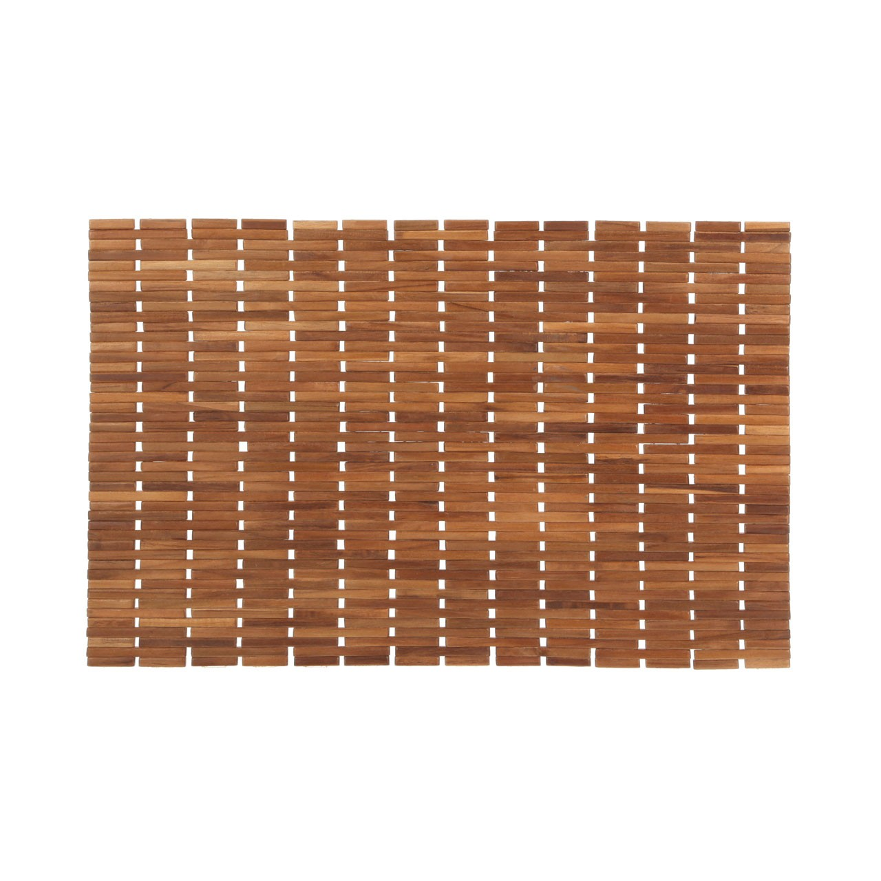 Prime Furnishing Acacia Wood Indoor Sticko Door Mat - Natural