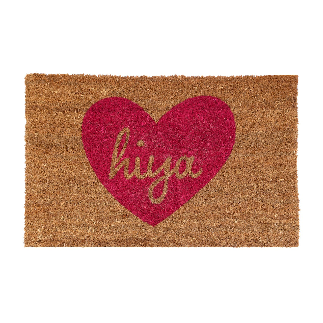 "Prime Furnishing ""Hiya"" Doormat, PVC Backed Coir"