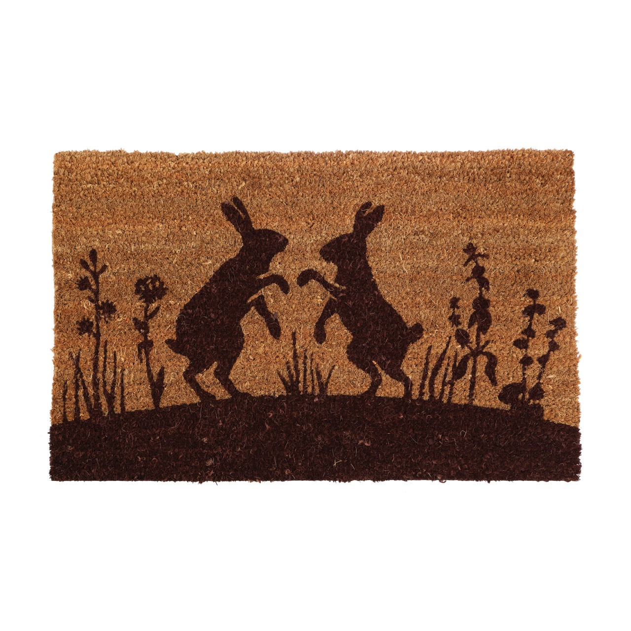 "Prime Furnishing ""Hare"" Doormat, PVC Backed Coir"