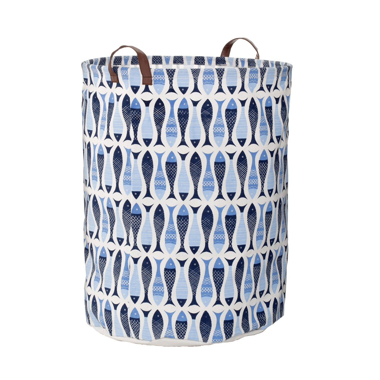 Prime Furnishing Pisces Laundry Bag - Blue