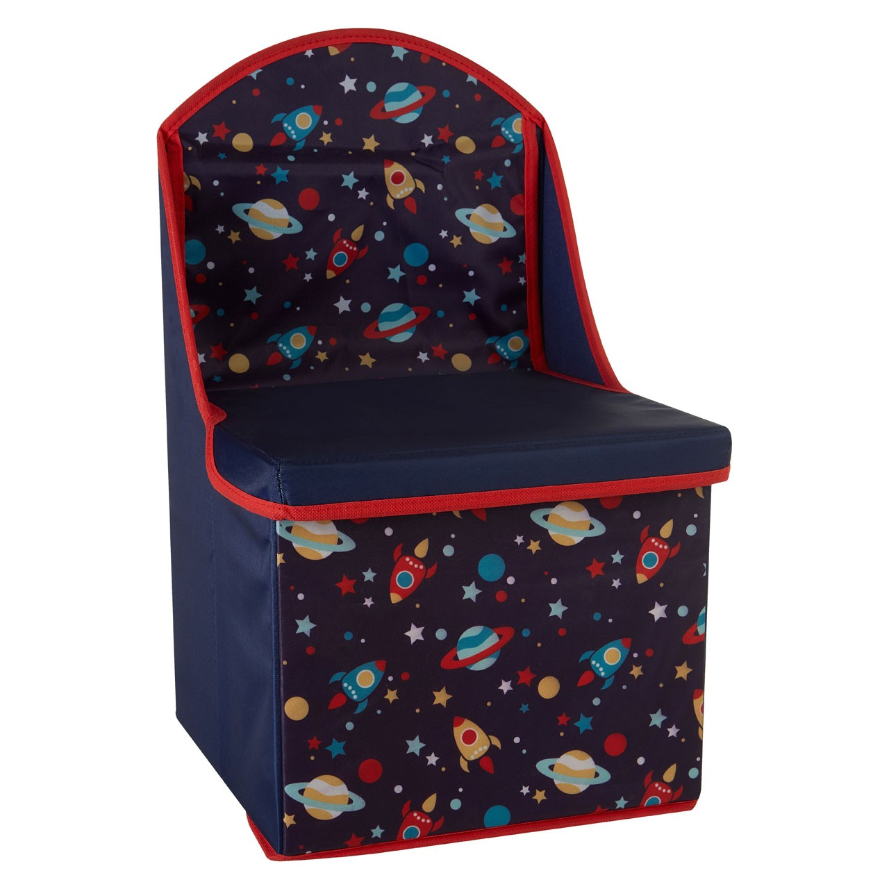 Children'S Storage Box Seat Multipurpose Use
