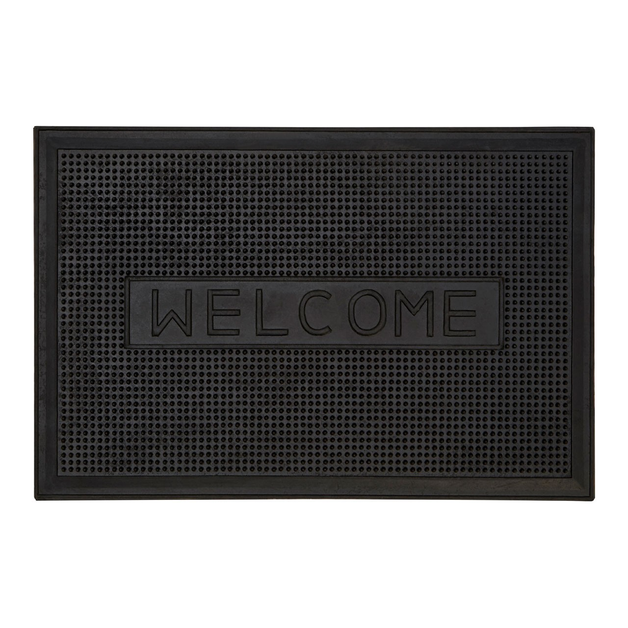 "Prime Furnishing ""Welcome"" Doormat - Rubber"