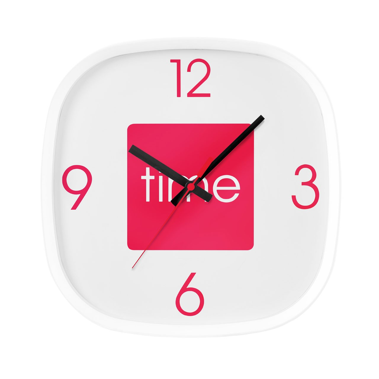 Arco Wall Clock Latest in Contemporary Style to Compliment Your
