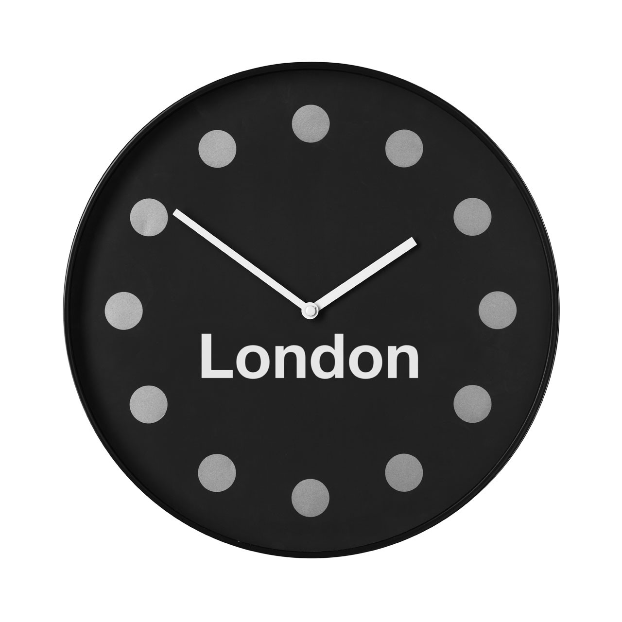 Prime Furnishing London Wall Clock