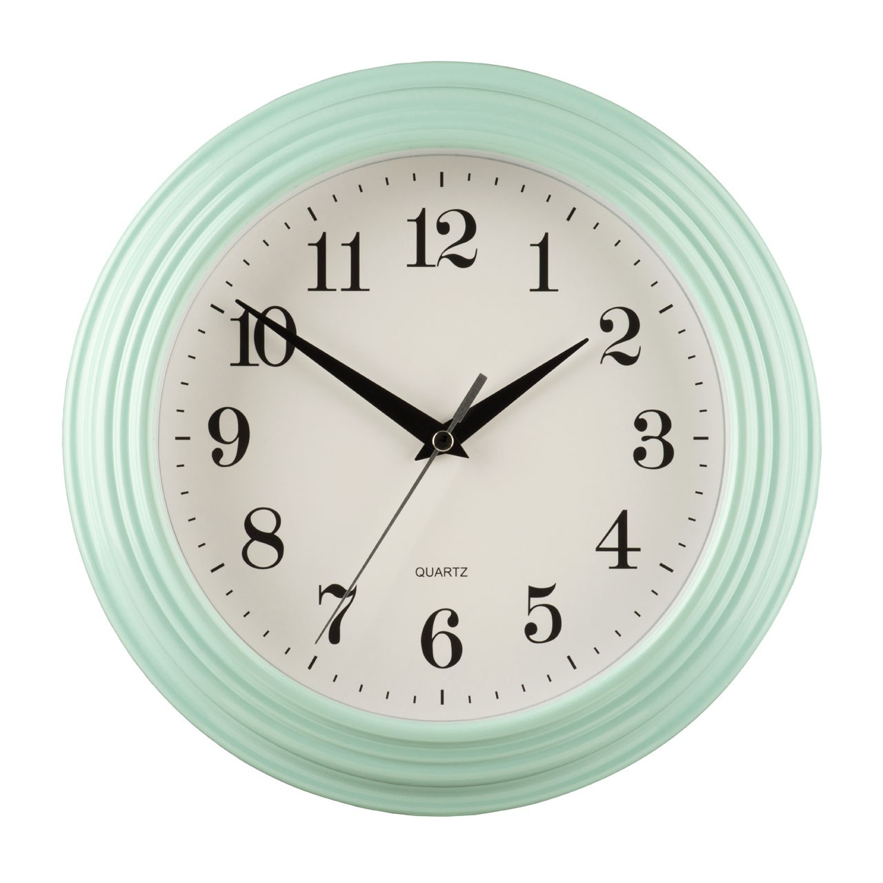 Prime Furnishing Wall Clock - Pale Blue