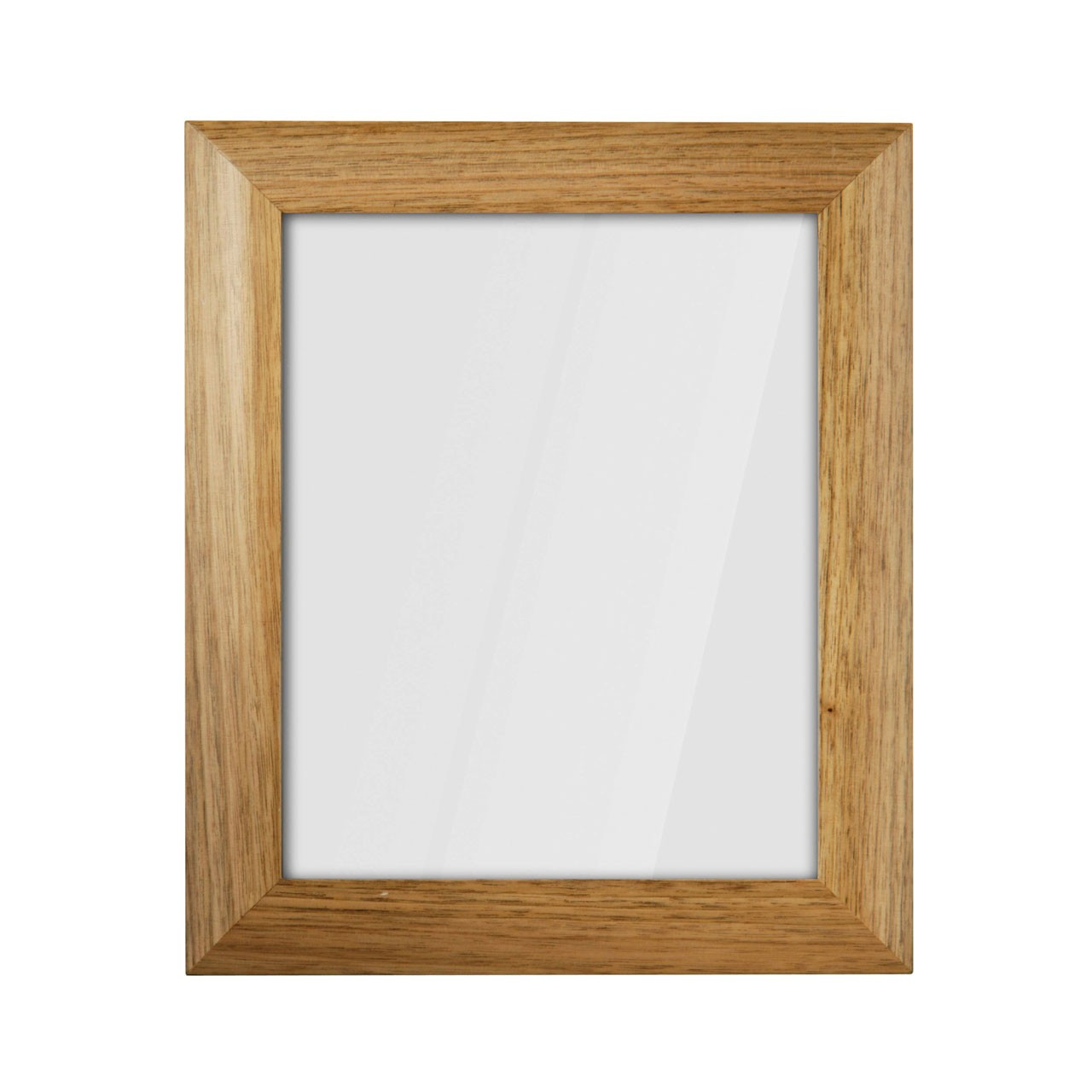 Premier Housewares Walnut Wood Photo Frame - 8 x 10 inch