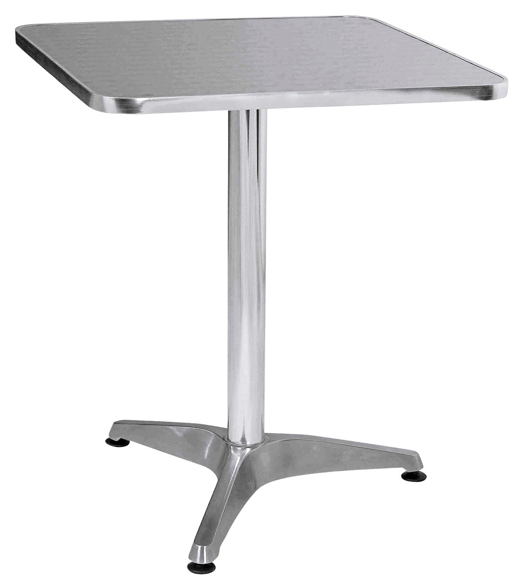 Bistro Coffee Tea Side End Garden Table Aluminium
