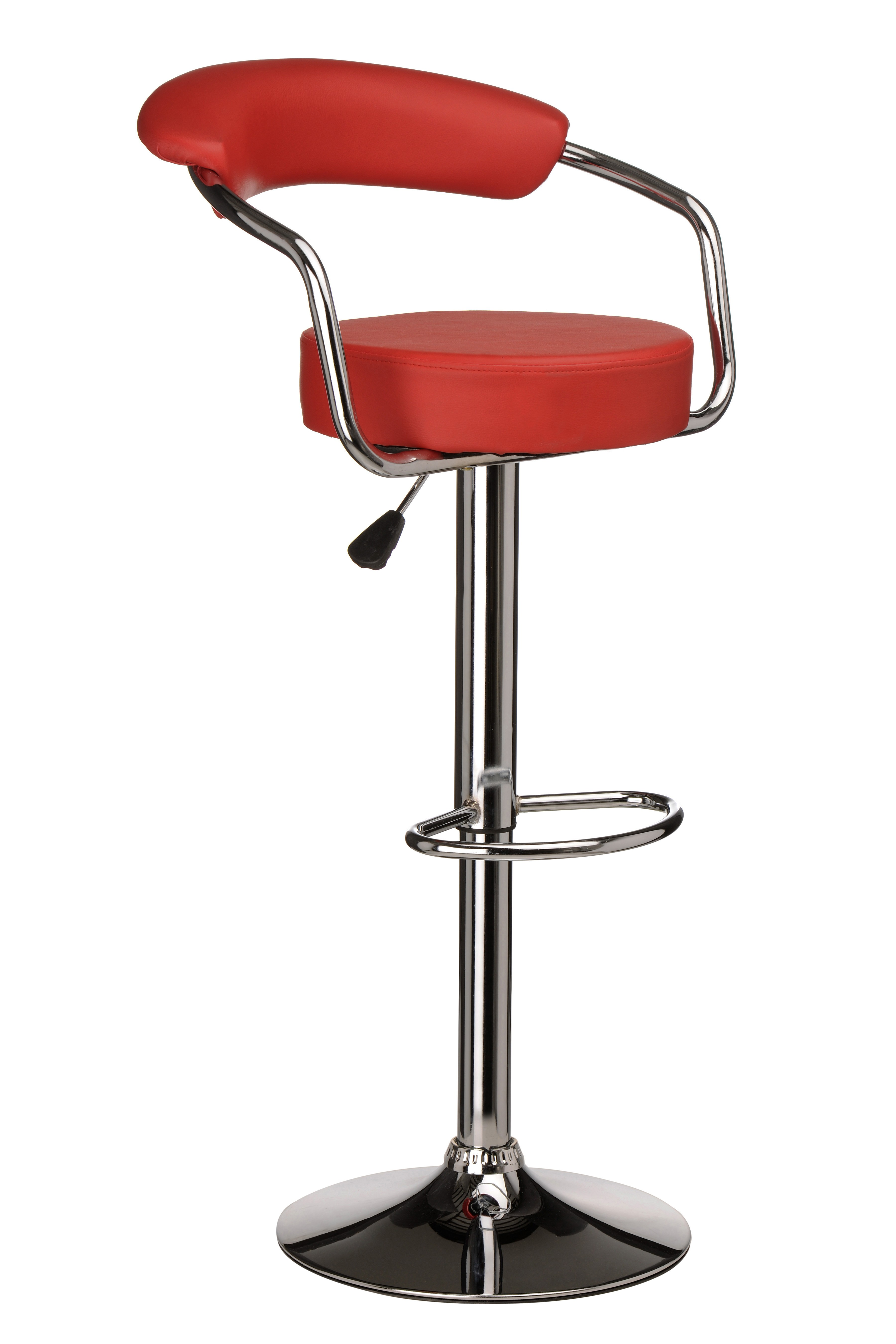 Scala Bar Chair, Red - Set Of 2