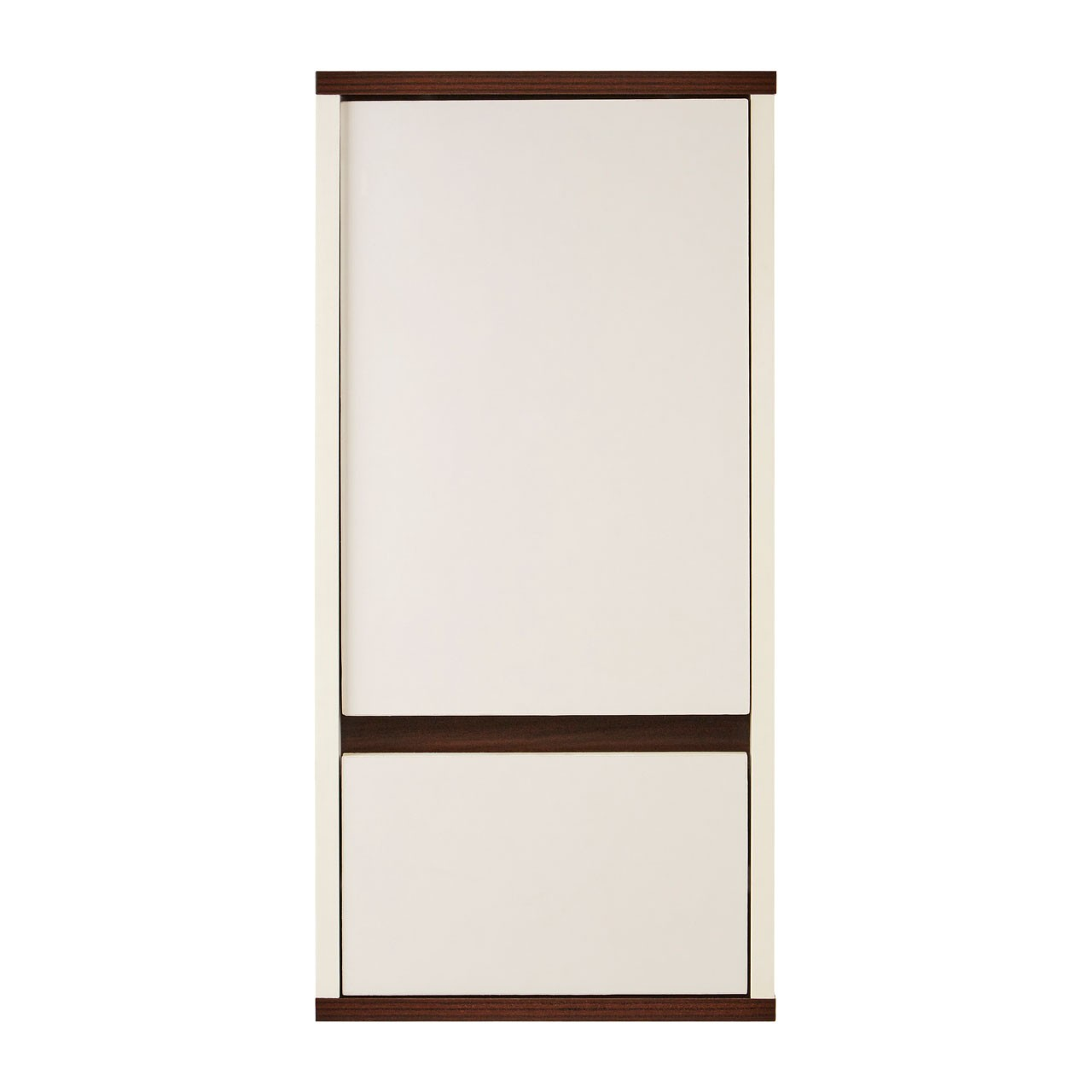 Prime Furnishing Chelsea 1 Door Wall Cabinet - White
