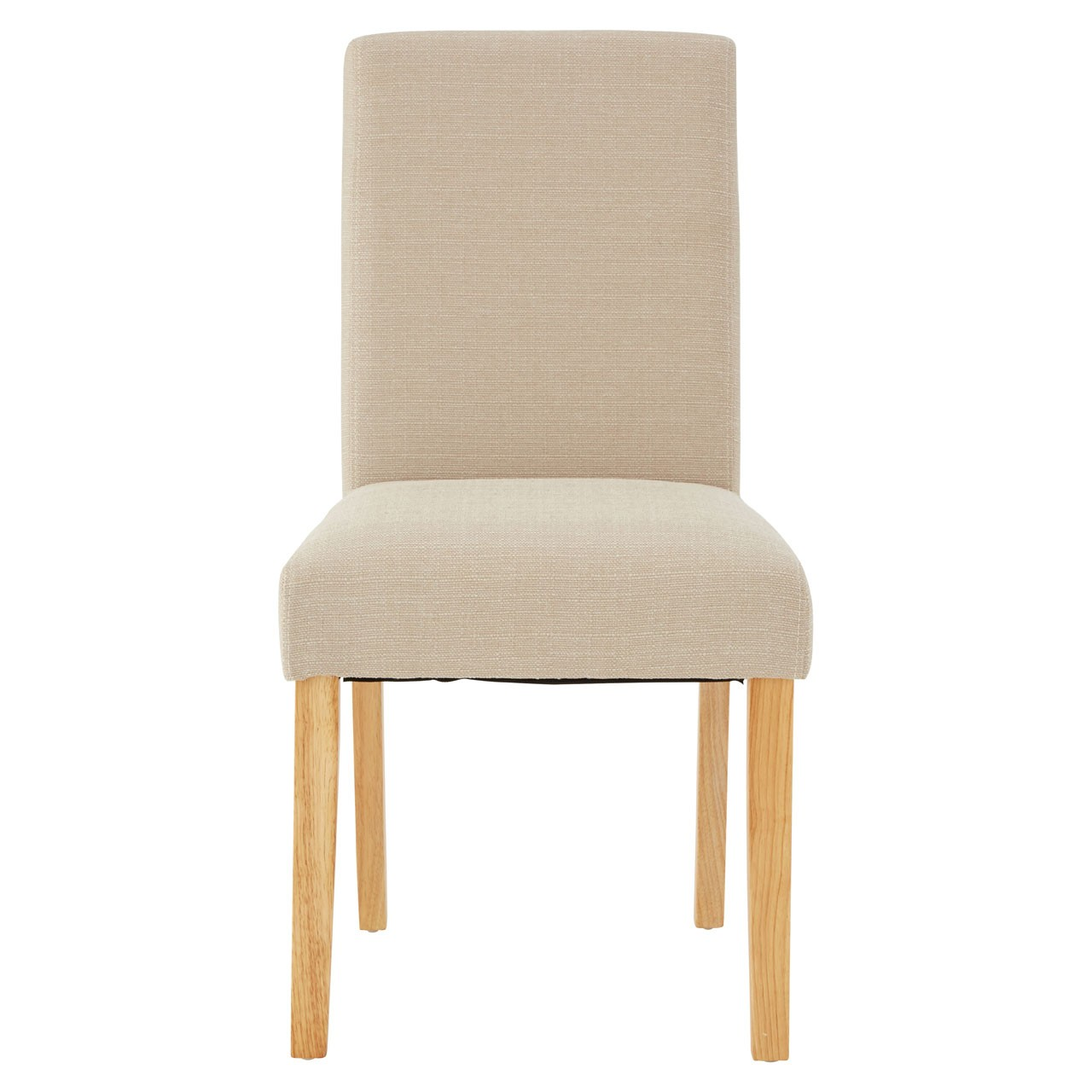 Barnet Dining Chair - Light Stone Linen - Set Of 2