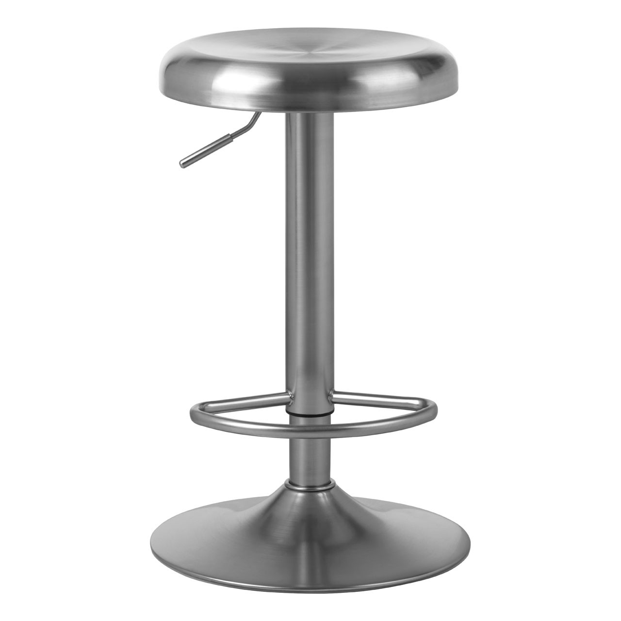 Stockholm Stainless Steel Seat Bar Stool