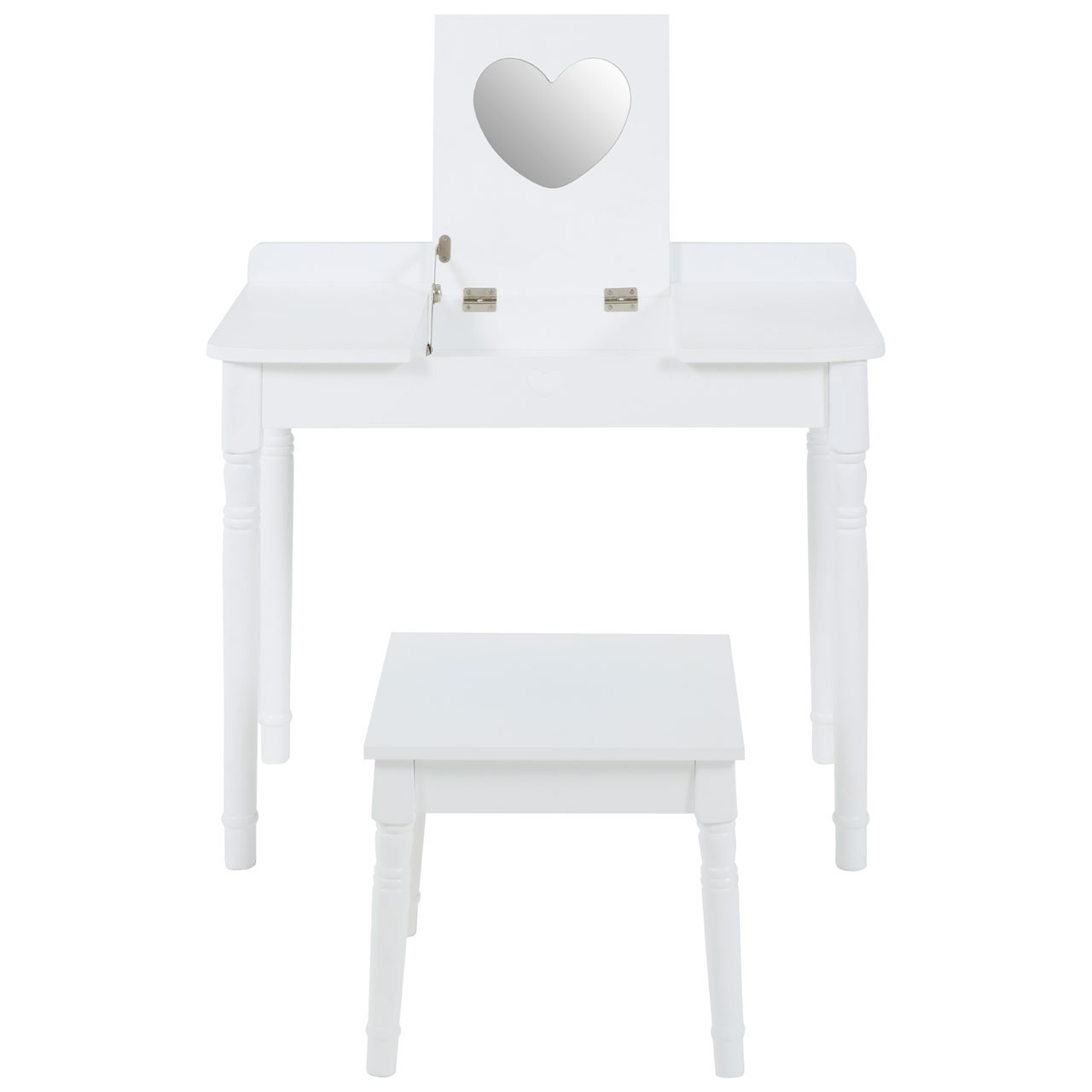 Children's Dressing Table And Chair