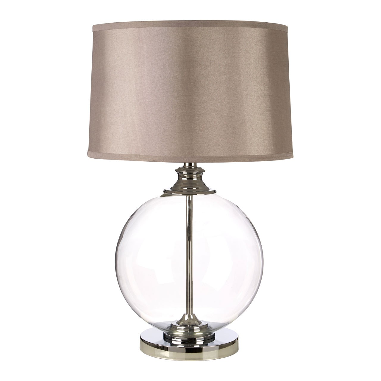 Prime Furnishing Edna Small Table Lamp - White Shade