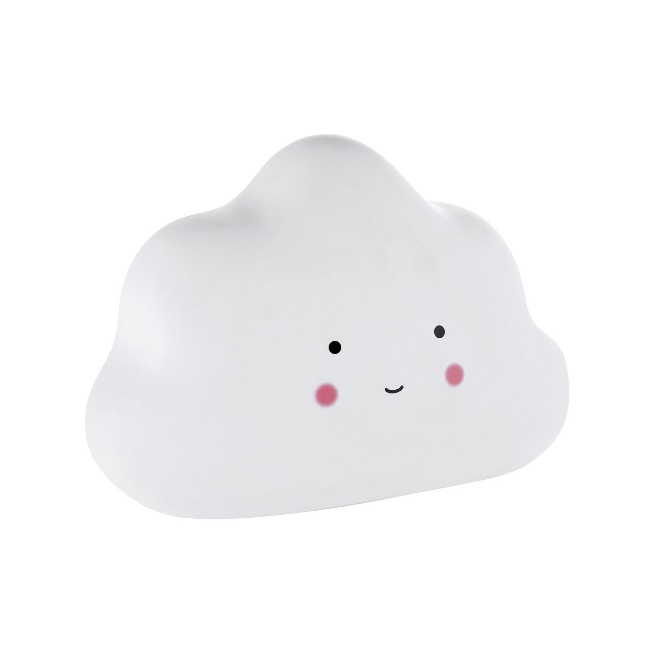 The children's cloud night light will make a charming addition