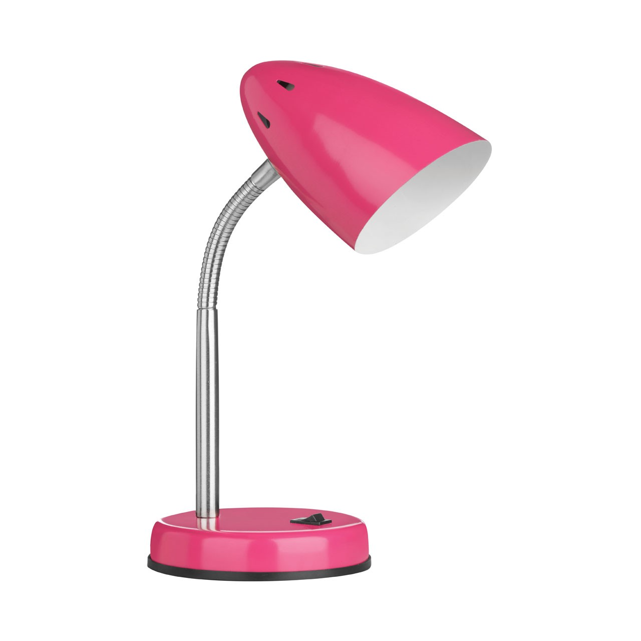 Prime Furnishing Desk Lamp - Pink