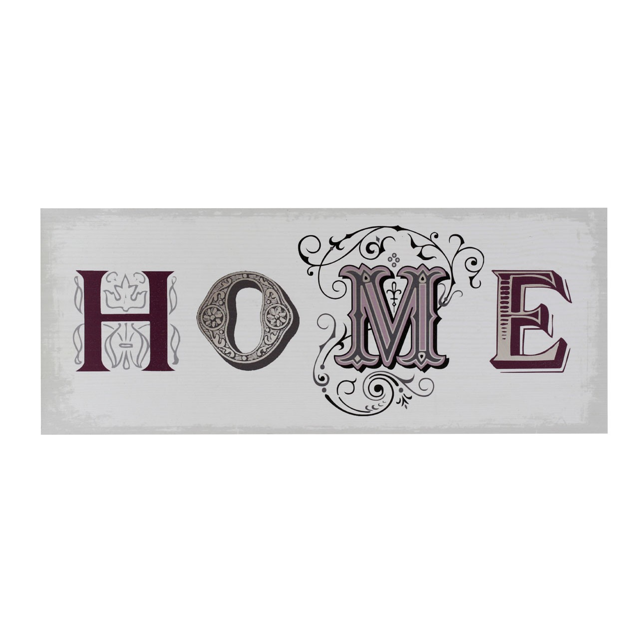 "Prime Furnishing ""Home"" Wall Plaque"