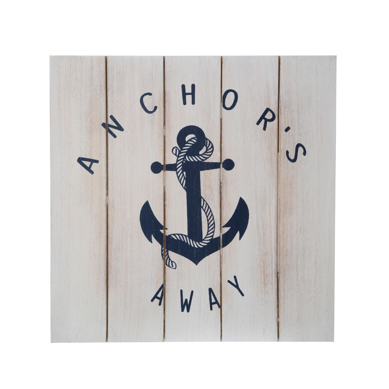 "Prime Furnishing ""Anchor's Away"" Sailor Wall Art"