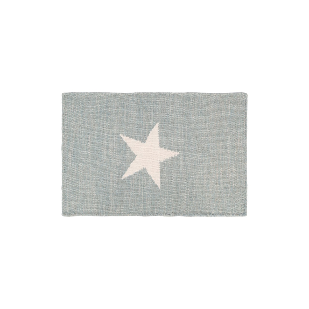 Prime Furnishing Star Rug, Cotton - Grey