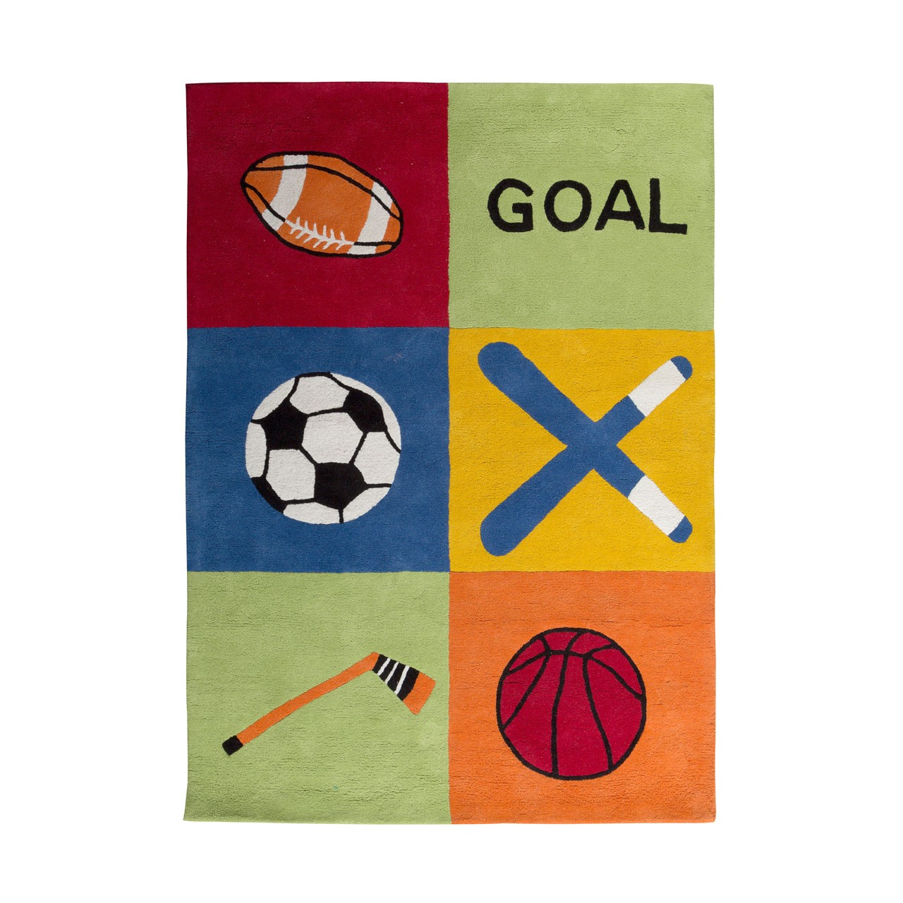 Kids Sport Rug A great addition for all sports fans
