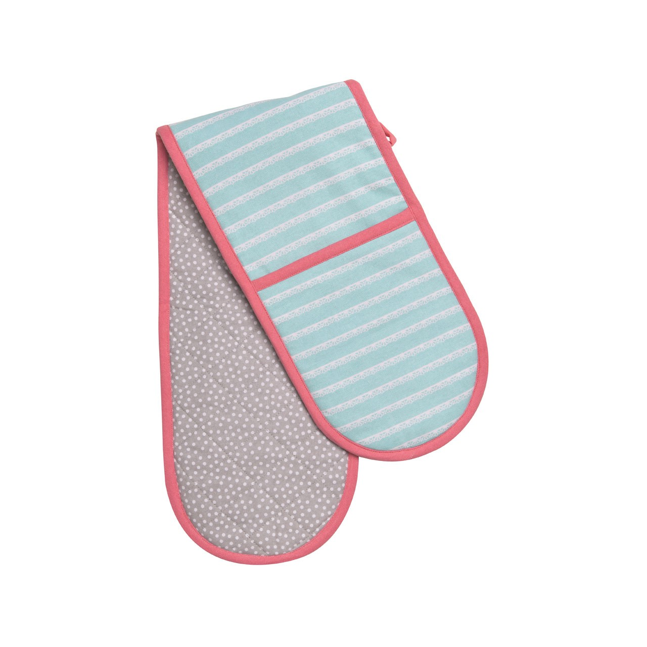 Amelie Double Oven Glove, Multi-Colour