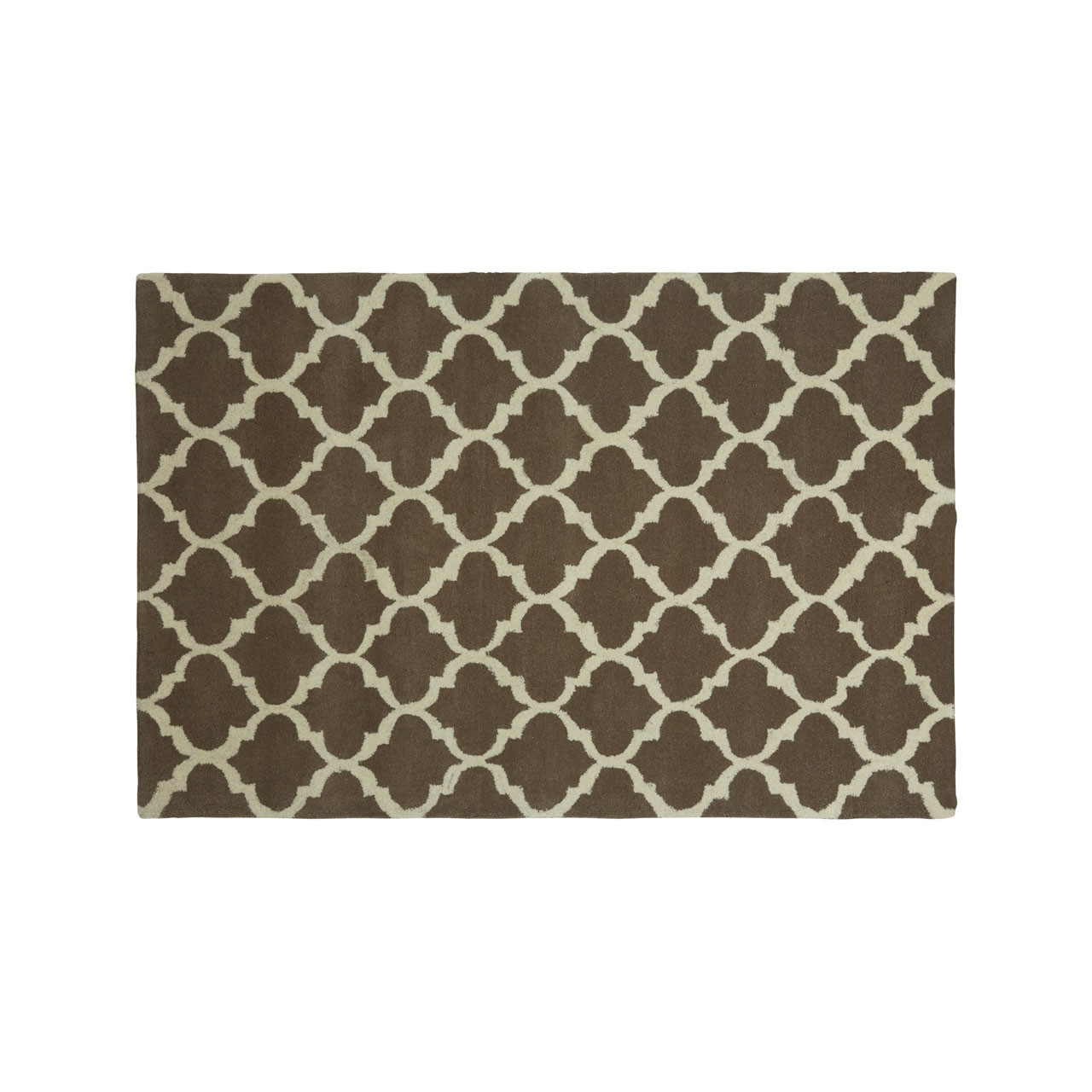 Prime Furnishing Hampstead Rug - Natural/White