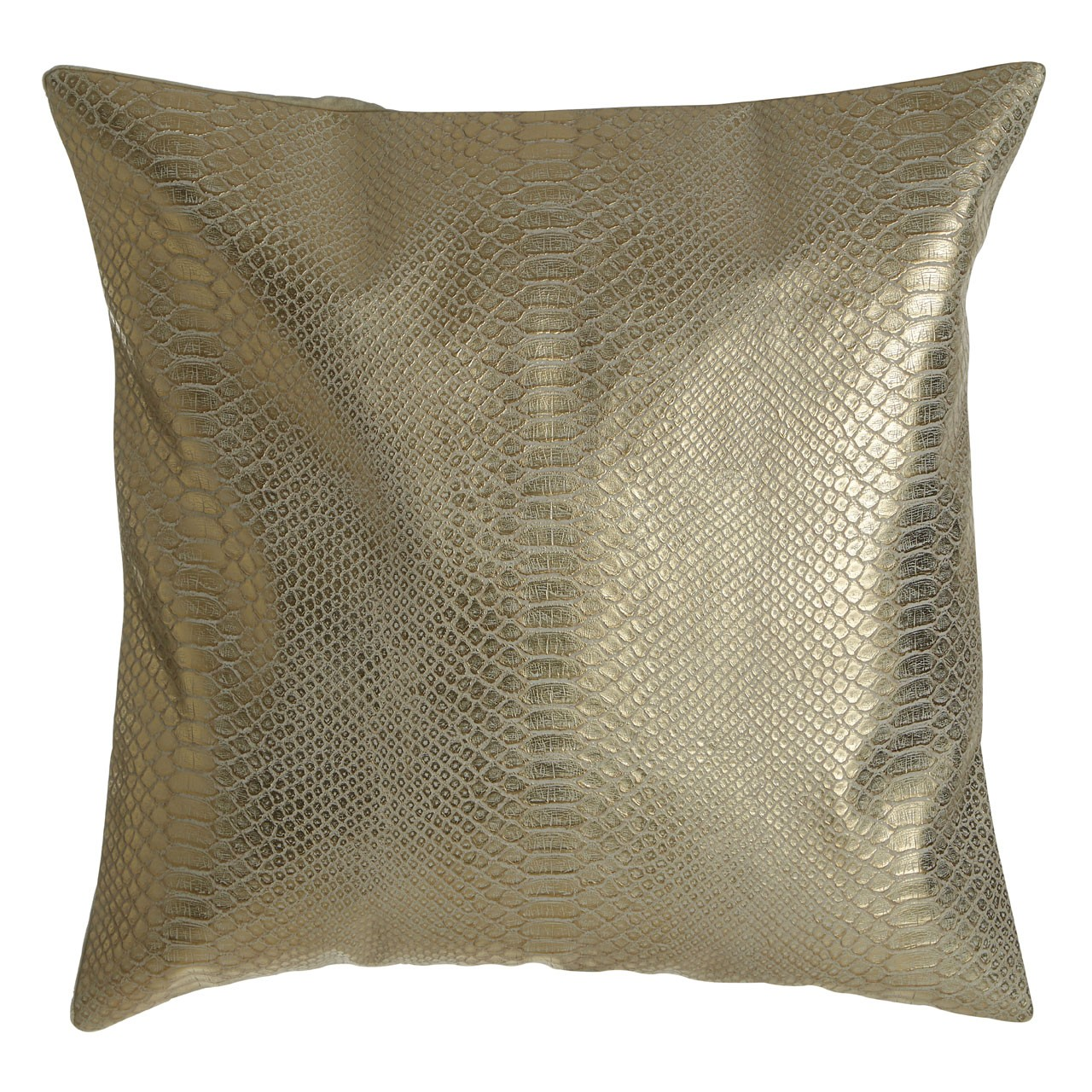Prime Furnishing Kensington Townhouse Cushion, Gold
