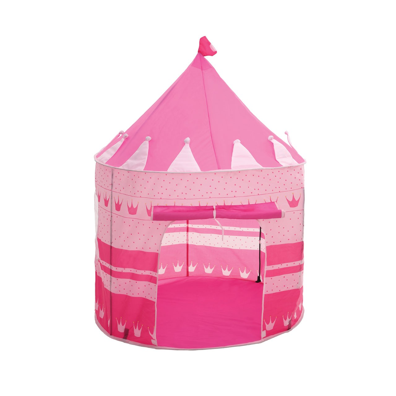 Children's Castle Play Tent (Pink)